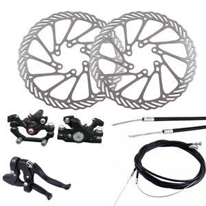 VTT Vélo montagne bécane mécanique Dispositif frein disque Étrier moto Pièces