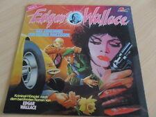 Vinyl LP - Edgar Wallace- FOLGE 9 - Das Geheimnis der gelben Narzissen