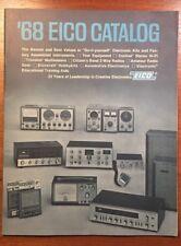 EICO 1968 ORIGINAL CATALOG  P148