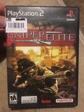 Sniper Elite (Sony PlayStation 2, 2005)