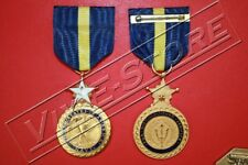 NAVY/MARINE CORPS DISTINGUISHED SERVICE MEDAL, Full Size, Issue Finish (1006)
