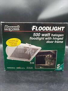 Regent Floodlight 500 Watt Halogen - New Old Stock