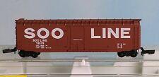 Micro Trains 13610, Spur Z, SOOLINE, 50´Standard Boxcar, für Märklin Miniclub