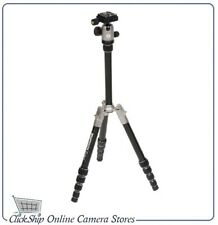 Manfrotto Element Small Aluminum Traveler Tripod (Gray) Mfr # MKELES5GY-BH