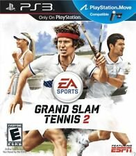 Grand Slam Tennis 2 PS3 New Playstation 3