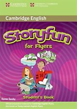 Storyfun for Flyers Student's Book (Stories for Fun Students Book), Saxby, Karen