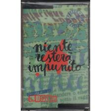 AA. VV MC7 Niente Restera' Unpunished / Aspirine Sealed 0743211612340
