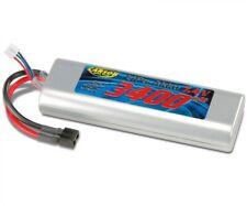 Carson 500608098 - Akku Racing Pack 7,4 V/3400 mAh LiPo 40C   Neuware