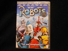 Robots Starring Ewan McGregor Widescreen Edition DVD