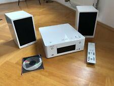 DENON CEOL RDC-N9 Kompaktanlage - weiß, hochwertig