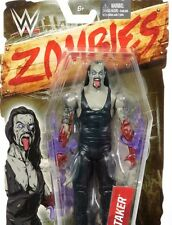 """WWE Zombies Undertaker 7"""" Action Figure New in Box Mattel® Age 6+"""