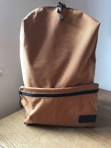 "quicksilver backpack 15"" laptop inner sand colour"