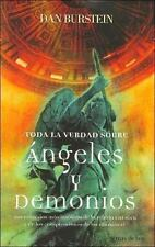 Toda la verdad sobre Angeles y Demonios / The Truth About Angels And-ExLibrary