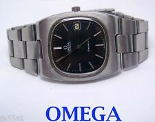 s/steel OMEGA GENEVE Mens Automatic Watch 1970's Cal 1012* EXLNT Cond* SERVICED