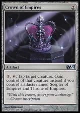 4x Corona degli Imperi - Crown of Empires MTG MAGIC 2012 M12 English