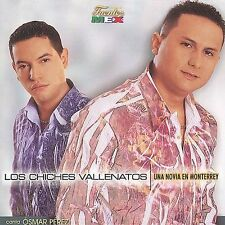 New: Osmar Perez, Los Chiches Vallena: Una Novia En Monterrey  Audio CD