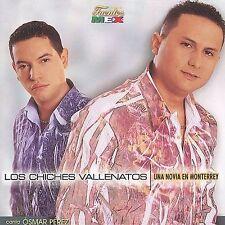New: Osmar Perez, Los Chiches Vallena: Una Novia En Monterrey  Audio CD