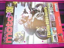 Fascicule Moto Joe Bar Team n°93 Aprilia RSV4 Triumph 900 trident Buell Talmacsi