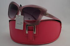 D.G SUNGLASSES CELEBRITY PINK FASHION HOLIDAY STYLE+FREE GIFT PINK CASE *514