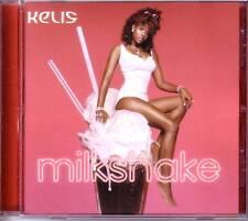 KELIS Milkshake w/ 4 RARE REMIXES & VIDEO CD Single 04