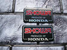 Aufkleber Stickers Honda Showa Motorradcross Racing Motorrad Biker Tuning GT FX