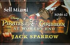 1/6 Hot Toys At World's End Captain Jack Sparrow MMS42 Left Relaxed Palm