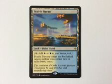 "Wertvolle Magic the Gathering Karte, ,,Prairie Stream"" , ungespielt, mint"