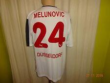 Fortuna Düsseldorf Puma Matchworn Trikot + Nr.24 Melunovic + Handsigniert Gr.XL