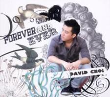 Forever And Ever von David Choi (2012), Digipack, Neu OVP, CD