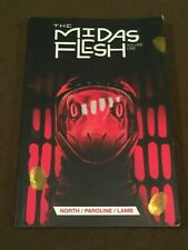 The Midas Flesh Graphic Novel Volume One North Paroline Lamb Boom! Box Book