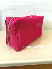 Lancome Travel Cosmetic Make Up Bag Case ( Hot Pink )