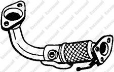 Abgasrohr für Abgasanlage Vorderachse BOSAL 700-033