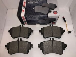 Front Brake Pads inc Wire Fits Mercedes A-Class + B-Class W176 W276 2012-2018