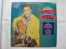 "ELVIS PRESLEY GOLDEN OLDIES 12"" EP VINYL MAXI SINGLE ~ Condition EX / EX"
