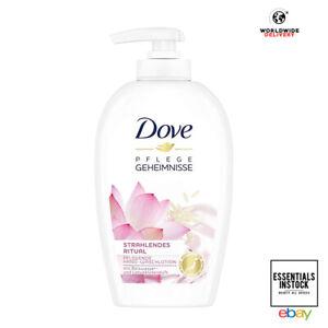 Dove Nourishing Secrets Lotus Flower And Rice Water Hand Wash 250 ml