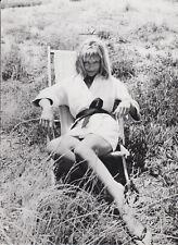 "Catherine Spaak (Pressefoto '62) in ""Erotica"" /sexy"