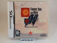 FLOWER SUN AND RAIN NINTENDO DS DSi 2DS 3DS PAL EUR ITA ITALIANO NUOVO SIGILLATO
