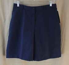 Koret Petite, 14P, Navy Shorts, New with Tags