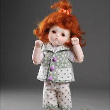 "Dollmore 1/6 Bjd 10"" Clothes Dear Doll Size - Jou Hood Set (Green)"
