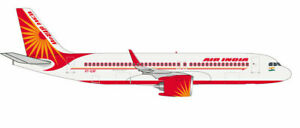 Herpa Wings 531177 Air India Airbus A320neo 'VT-EXF' 1/500 Scale Diecast Model