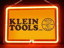 Klein Tools Professionals Electrical Industry Hub Bar Shop Advertising Neon Sign