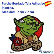 PARCHE TERMOADHESIVO BORDADO TELA ADHESIVO PLANCHA SONIC