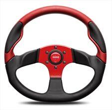 872111018 MOMO Steering Wheel COMMANDO 2 Red C-64
