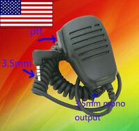 Speaker mic for Yaesu FT-50R FT-60R VX-424 VX-427