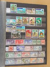 GILBERT & ELLISE-TUVALU-KIRIBATI good coll.183 stamps all diff.-7scans# Lot 4529