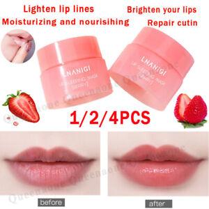 Original Laneige Lip Sleeping care Mask 3g Lip Care Moisture Lip Balm Smoothing✔