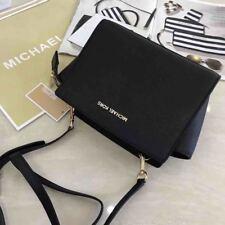 Genuine Michael Kors Selma Messenger Crossbody Bag  black sales-uk stock