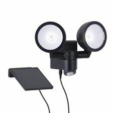 Arlec 330 Lumens LED Movement Activated Sensor Security Solar Light 6m Range