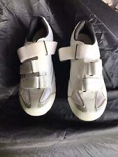 Shimamo Womens Ladies White Road Cycling Shoe Size UK 6 EU 40 SPD-SL