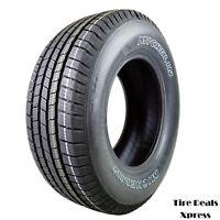 4 (Four) New 265/70R17 Michelin Defender LTX M/S 2657017 R17 Tire PN:62115